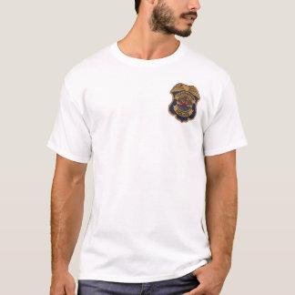T-shirt mes amis une cannette de fil