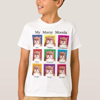 T-shirt Mes beaucoup de modes
