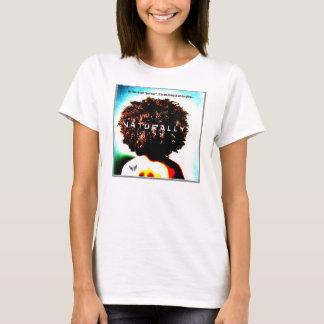T-shirt Mes cheveux… Naturellement