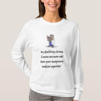 T-shirt Mes maladies chroniques de neutralisation…