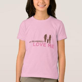T-shirt Mes mères m'aiment