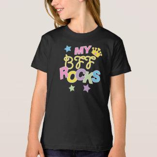 T-Shirt Mes roches de BFF