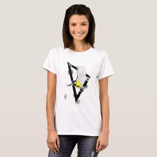 T-shirt Mesange