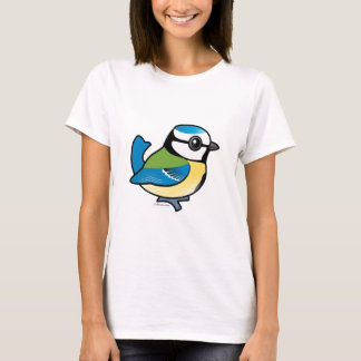 T-shirt Mésange bleue de Birdorable