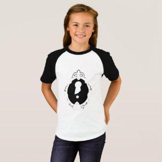 T-shirt MESSAGER caché