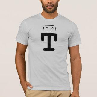T-shirt Messager (type) T