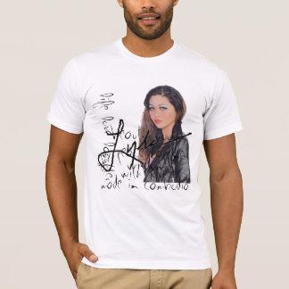T-shirt Messages de LYDA