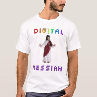 T-shirt Messiah de Digitals