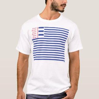 T-shirt mesures
