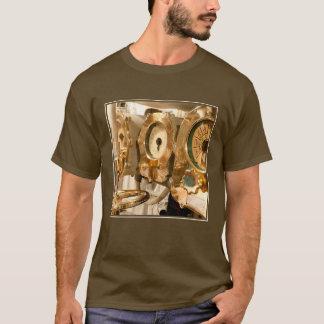 T-shirt Mesures et instruments de navigation sur le