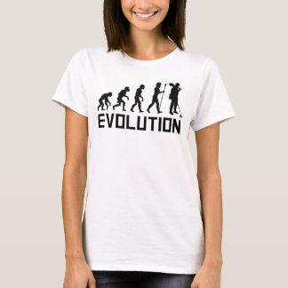 T-shirt Métal détectant l'évolution