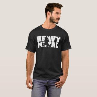 T-shirt Métal lourd