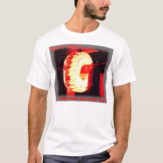 T-shirt Métal lourd…