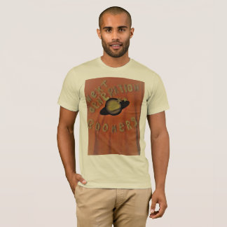 T-shirt métallique de BOOMERS de la prochaine