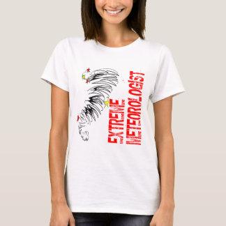 T-shirt Meterologist extrême