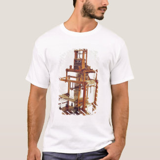T-shirt Métier à tisser conçu par le jacquard de Joseph