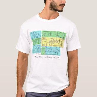 T-shirt Mètre 2 de phase