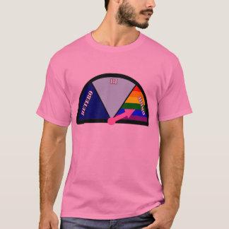 T-shirt Mètre gai -- Faites-vous bip-bip ?