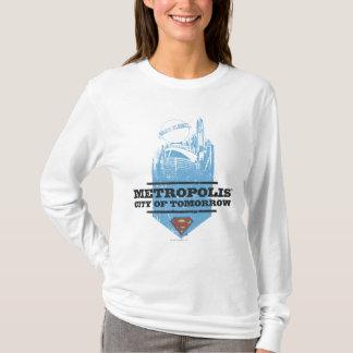 T-shirt Métropole : Ville de demain