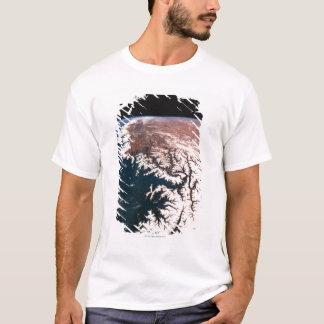 T-shirt Mettez à la terre de l'espace 14