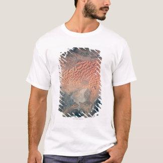 T-shirt Mettez à la terre de l'espace 15