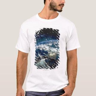 T-shirt Mettez à la terre de l'espace 20