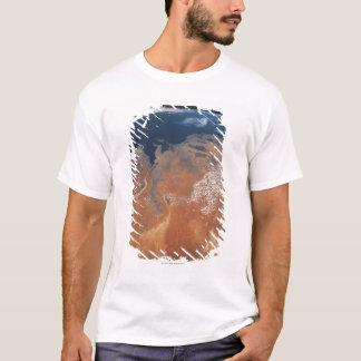 T-shirt Mettez à la terre de l'espace 24