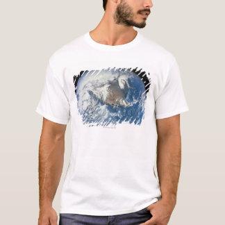 T-shirt Mettez à la terre de l'espace 28