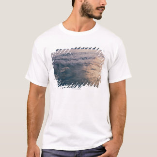 T-shirt Mettez à la terre de l'espace 32