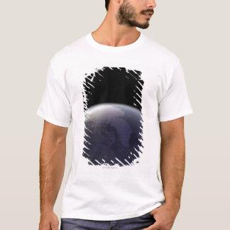 T-shirt Mettez à la terre de l'espace 9