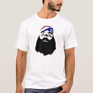 T-shirt Mettez une barbe là-dessus