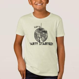 T-Shirt Mettons cette partie