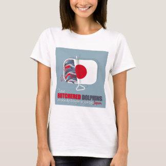 T-shirt Meurtre de dauphin