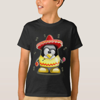 T-shirt Mexicain Tux