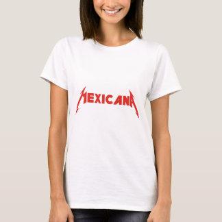 T-shirt Mexicana