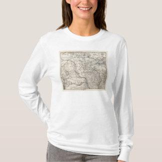 T-shirt Mi ouest des Etats-Unis d'Amérique