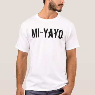 T-shirt MI-Yayo - (Miami)