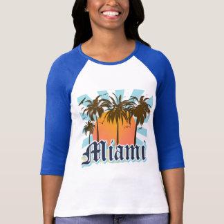 T-shirt Miami Beach la Floride FLA