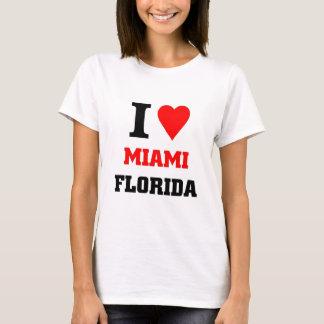 T-shirt Miami la Floride