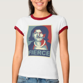T-shirt Michelle Obama est féroce comme l'enfer