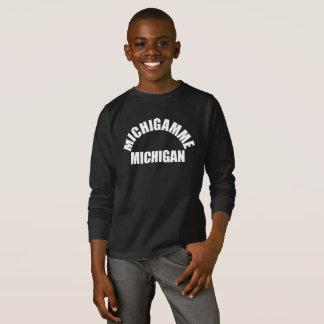 T-shirt Michigamme Michigan