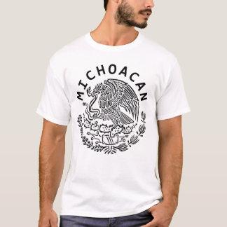 T-shirt Michoacan Mexique Aguila 1810