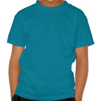 T-shirt mignon d enfants de lion de contenu de