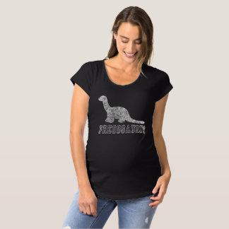 T-shirt mignon d'Annoucement de grossesse de