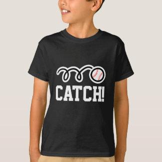 T-shirt mignon de base-ball pour la boule de