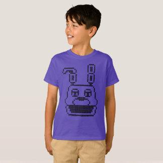 T-shirt (mignon) de caractère 8 bits