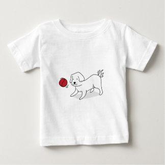 T-shirt mignon de chien