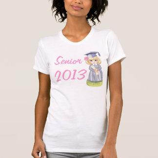 T-shirt mignon de l'aîné 2013