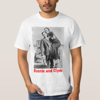 T-shirt Mignon et Clyde