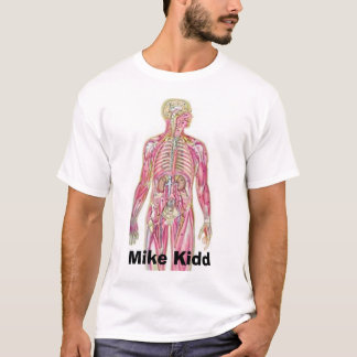 T-shirt Mike Kidd